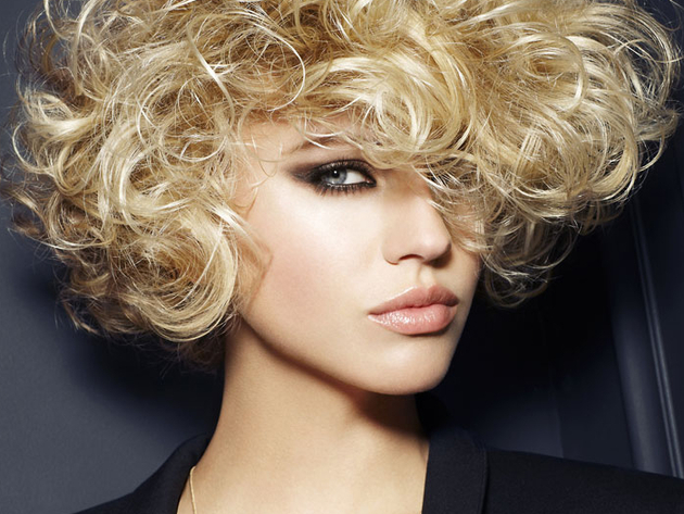 Hair Styles For Short Curly Hair Round Face: Short Hairstyles For Natural Curly Hair