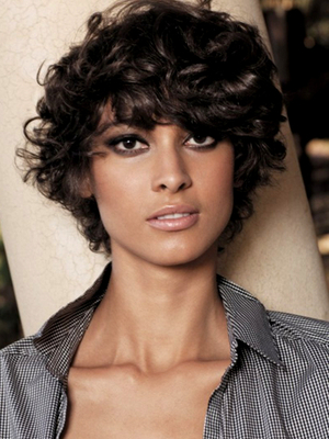 Peachy Short Hairstyles For Natural Curly Hair Hair Tohair Hairstyles For Women Draintrainus