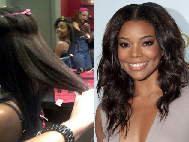 Gabrielle Union Blonde Hair hair  Gabrielle Union