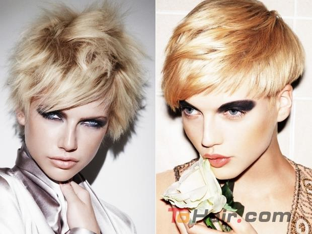 Awesome Party Styling Tips For Short Hair