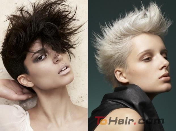 Amazing Hair Styling Tips For Short Hair  Hair Style And Color For Woman